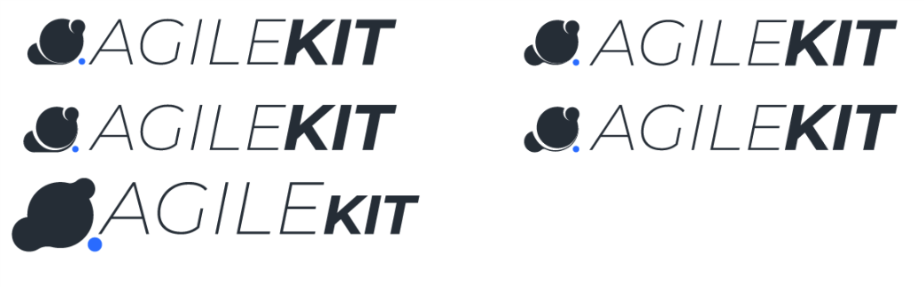AgileKit Brand - Designing the Mark 2